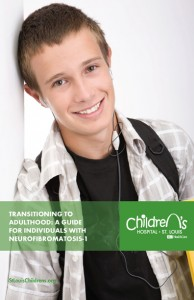 Transitioning to Adulthood: A Guide for Individuals with Neurofibromatosis 1 (11 pages)