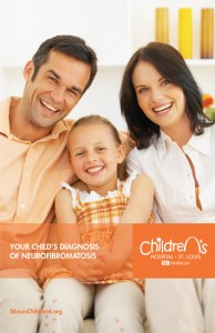 Your Child's Diagnosis of NF1 Brochure