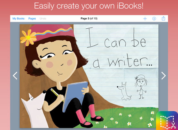 Nicole's Nook: Creating books with the Book Creator App