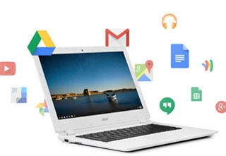 Nicole's Nook:  Chromebooks as a Learning Tool