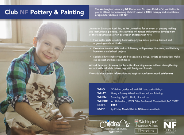 Club NF Pottery & Painting