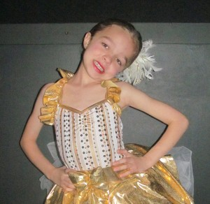 Molly McNeill, Dance Recital