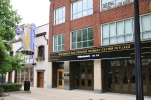 Harold and Dorothy Steward Center for Jazz