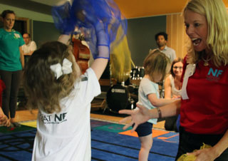 Music-Motor Therapy Program Improving the Lives of Toddlers with NF1