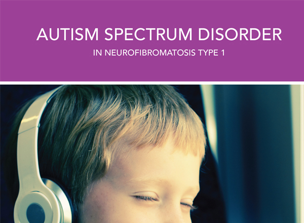 Check Out Our New Brochure: Autism Spectrum Disorder in NF1