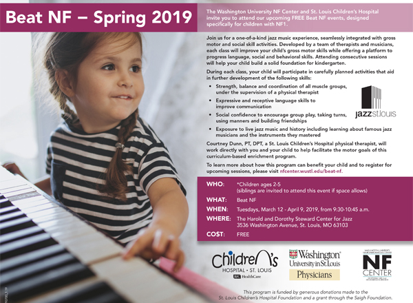 YOU'RE INVITED: Beat NF – Spring 2019