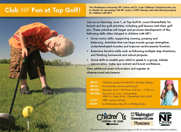 Don't Miss Our Next Club NF Event: Fun at Top Golf!