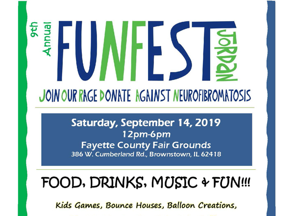 FUNFEST 2019 - Join us at the new location!