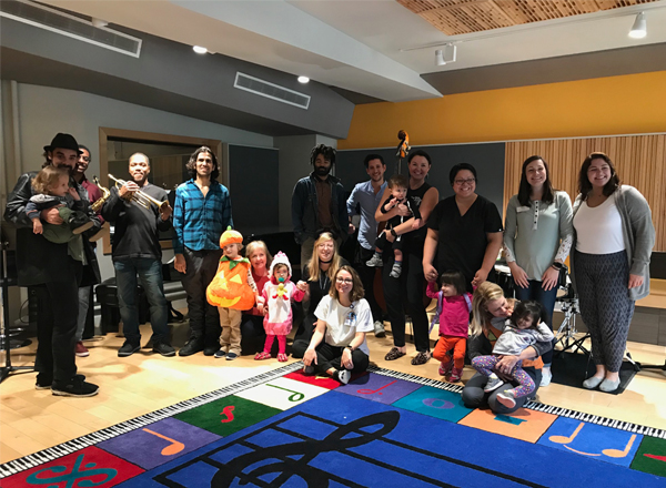 The NF Center Wraps Up a Successful Beat NF Fall Session!